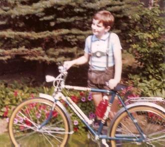 Geburtstag 1969: Das erste Rad