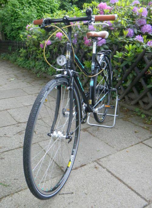 1306 Bianchi Spillo Midori im Aufbau 04