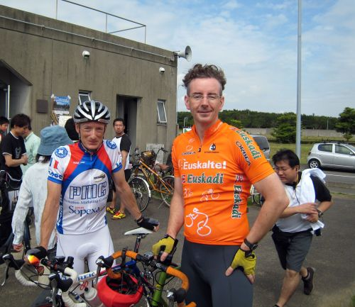 0707 Hitachi Naka Race Tom and Mob