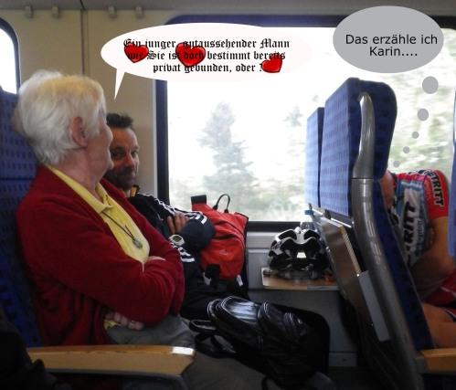 1209 Harz Hem Flirt Comic