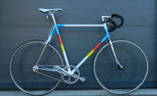 1311 Romani Fixie Ambrosio Wheels 04