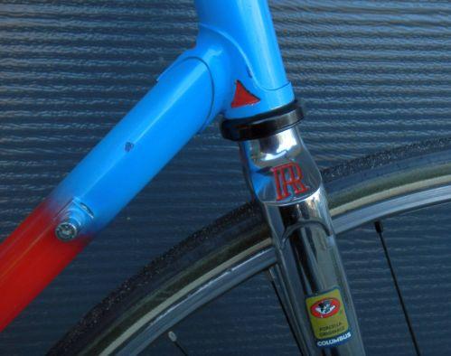 1311 Romani Fixie Ambrosio Wheels 07