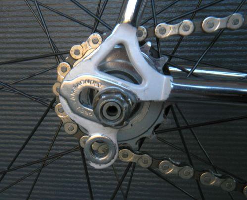 1311 Romani Fixie Ambrosio Wheels 09