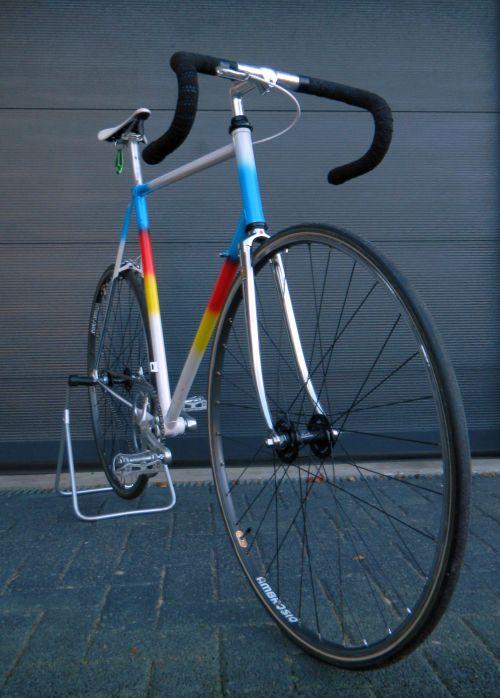 1311 Romani Fixie Ambrosio Wheels 16