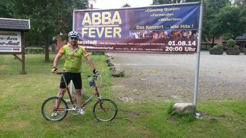 Visbek im Jahr 2014 - immer noch im Fieber