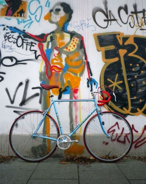 Mein Union Fixie