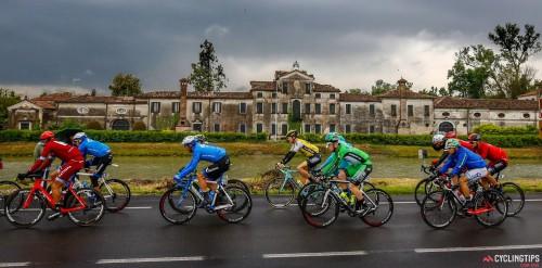 99th Giro d'Italia 2016 stage - 12