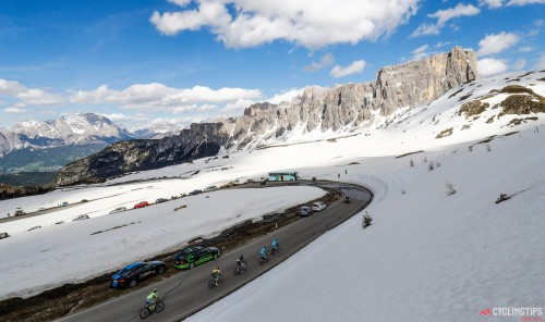 99th Giro d'Italia 2016 stage - 14