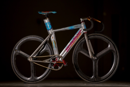 2017 NAHBS: Ground Up Steel Aluminum Titanium Track
