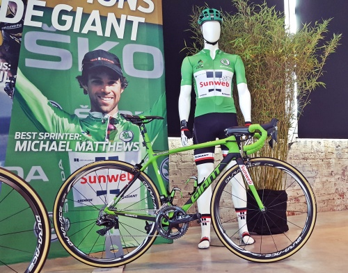 1708 Giant Green Jersey 1