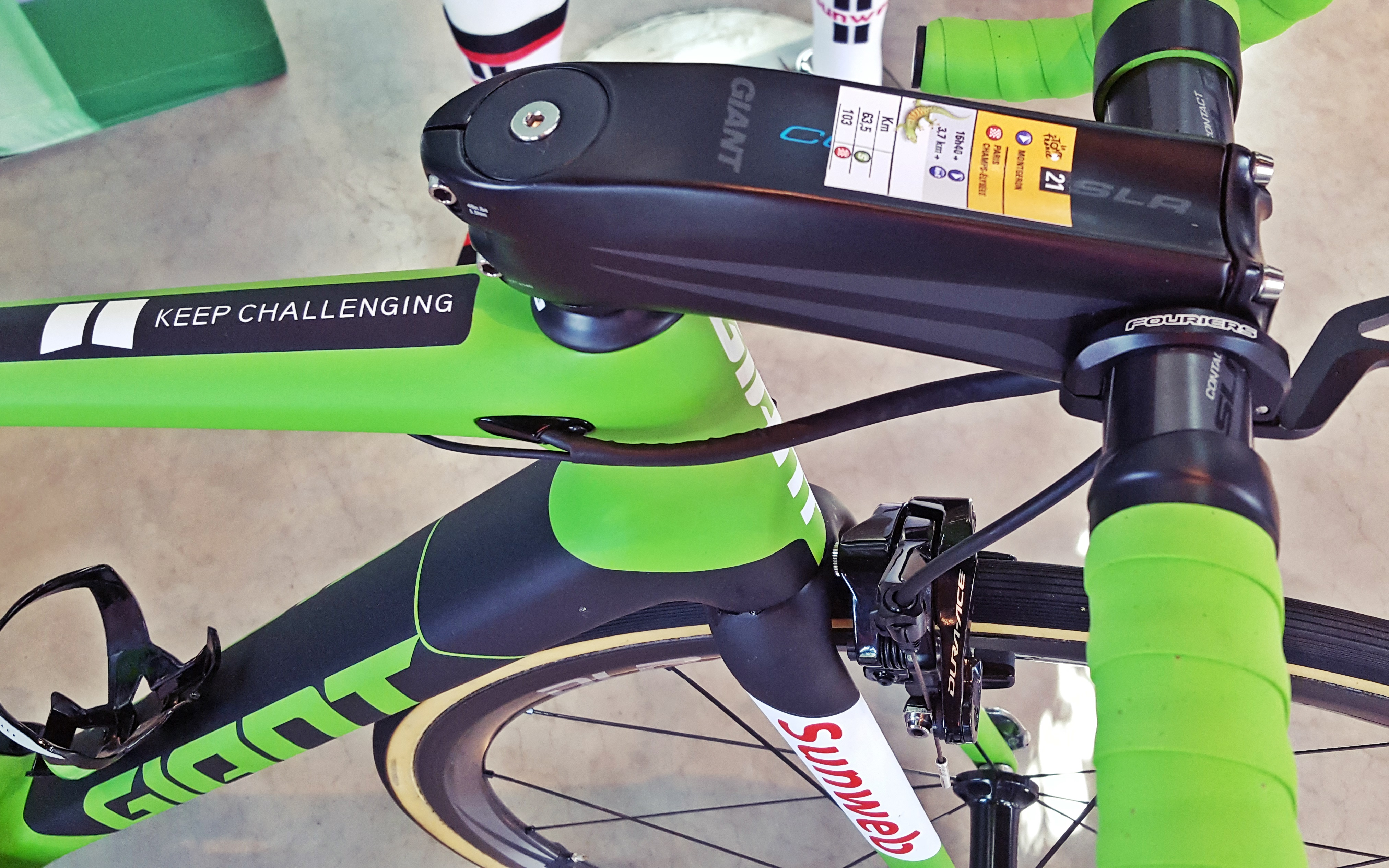 1708 Giant Green Jersey 5