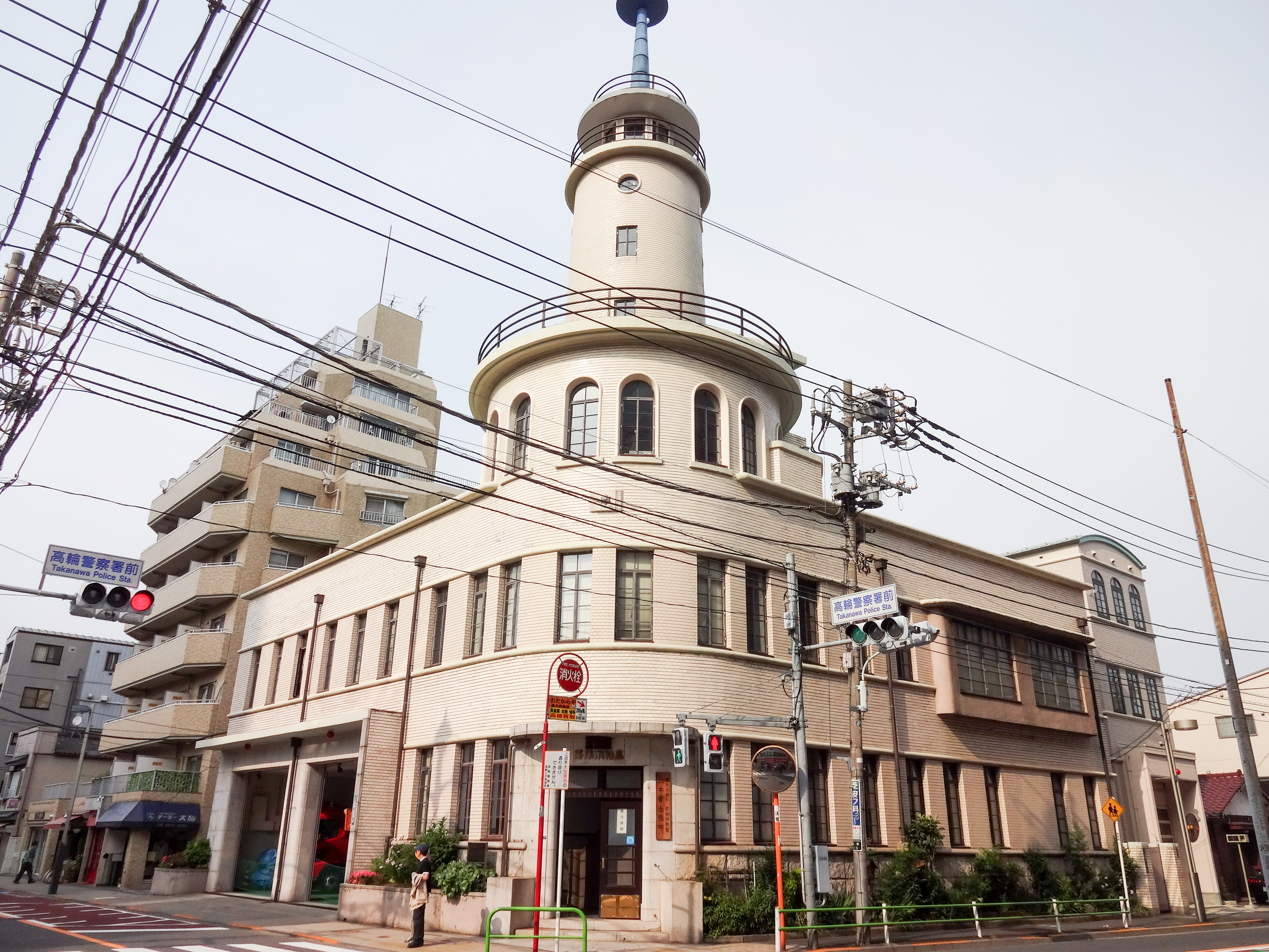 front_view_of_takanawa_fire_station_nihon-enoki_branch_office